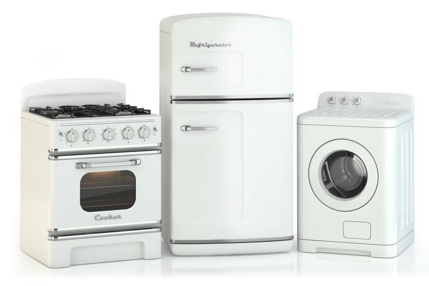 מוצרים ביתיים, מקרר, תנור,מכונת כביסה